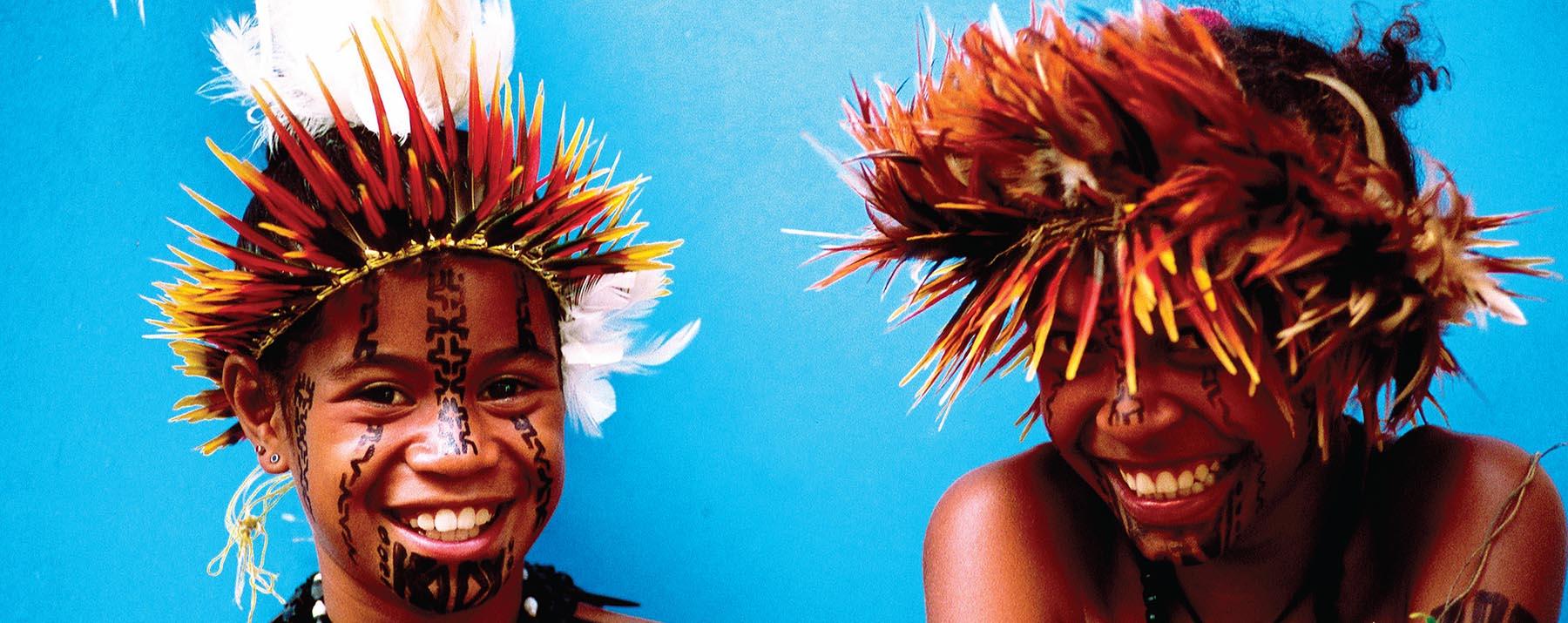 Places to Go | Papua New Guinea