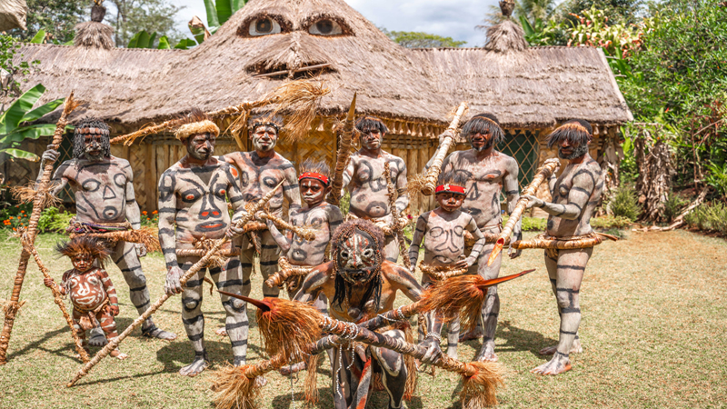 Discover Hidden Highlands Tribes