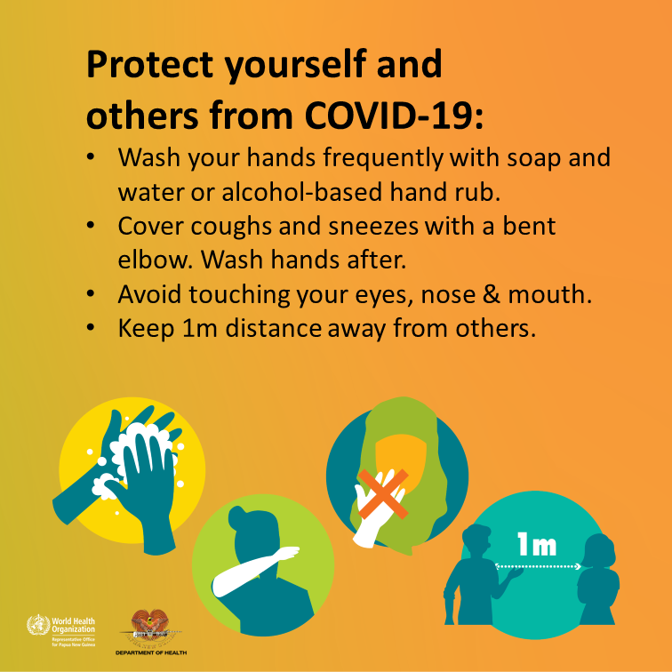 COVID-19 Information from the Department of Health