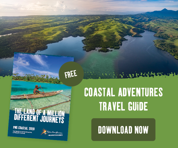 Coastal Papua New Guinea Adventures 2020