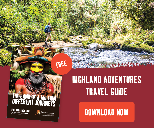 PNG Highlands Adventures 2020