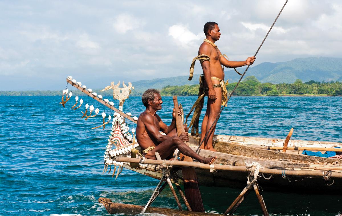 Milne Bay Canoe Festival