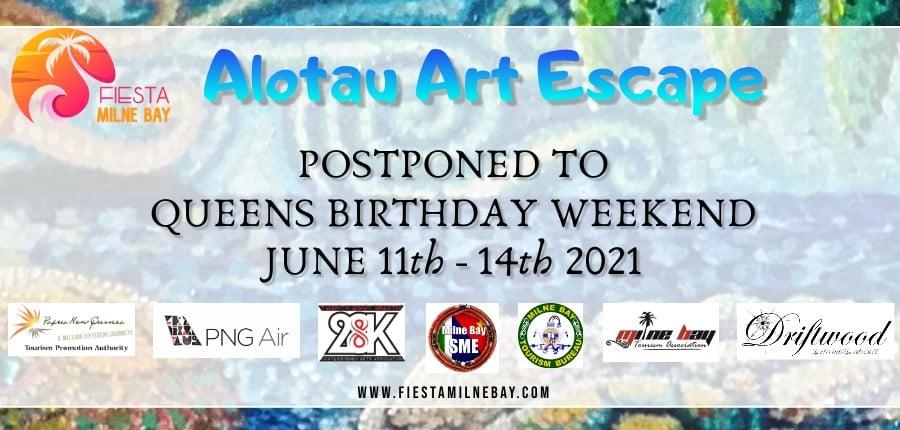 Fiesta Milne Bay 2021 Postponed