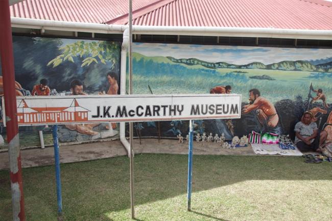JK McCarthy Museum