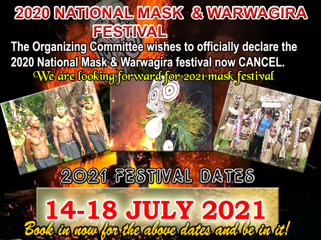 2021 National Mask and Warwagira Festival