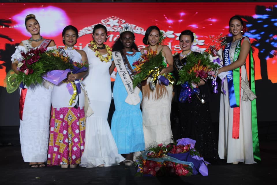 Miss Pacific Islands 2018