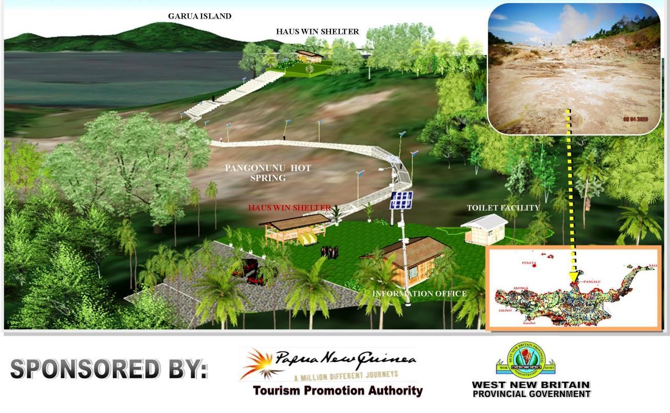Pangalu Hotsprings Tourism Project