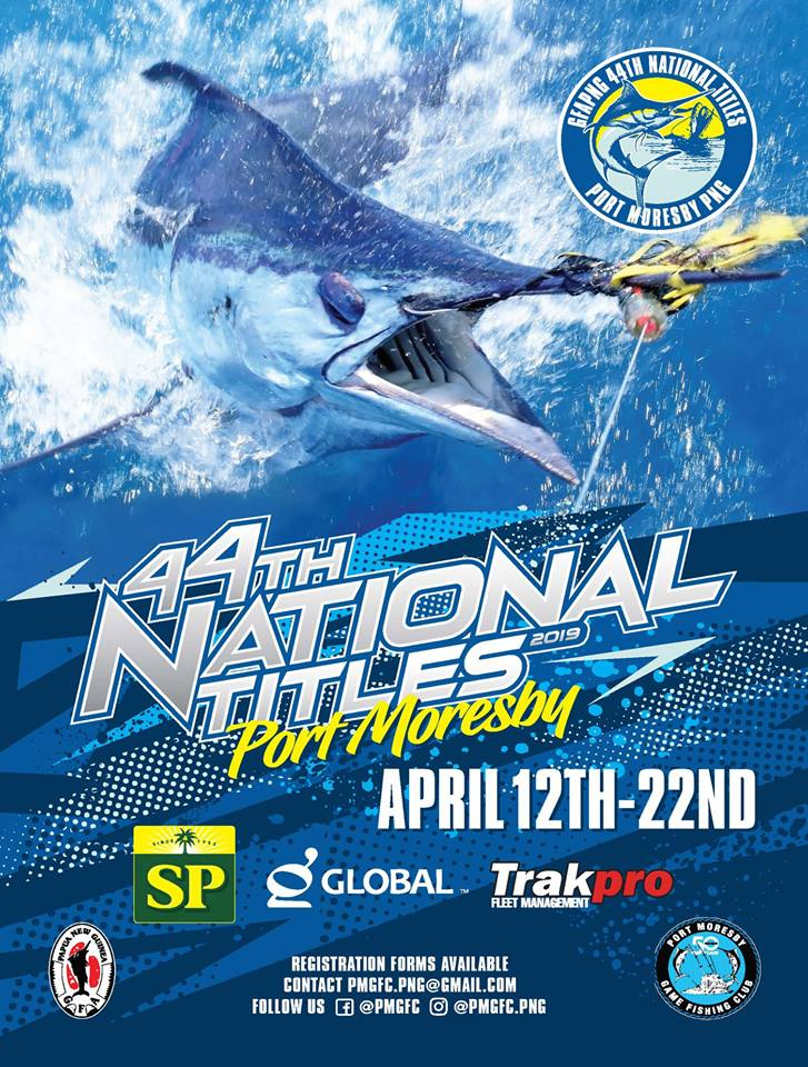 2019 National Game Fishing Titles