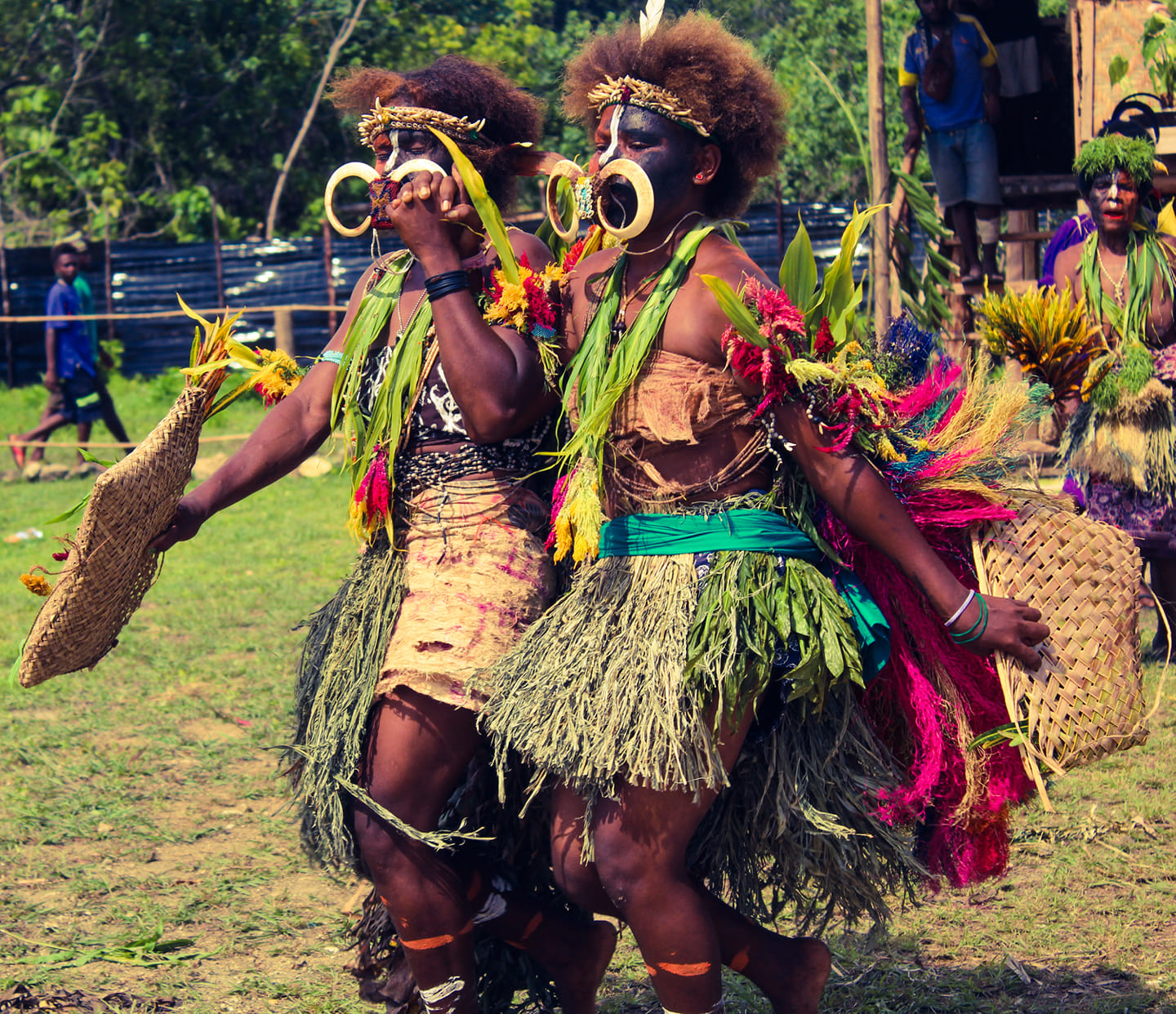 Khawaii Cultural Festival in West New Britain Province