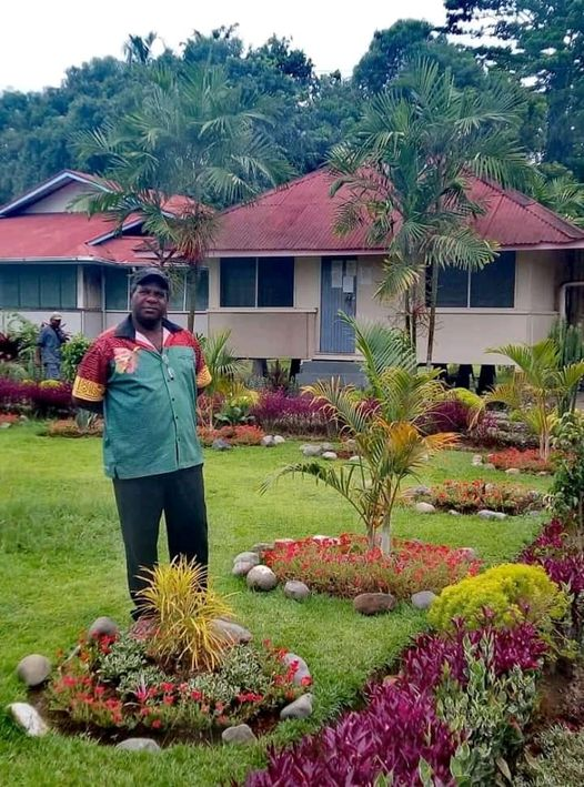 Executive Manager West New Britain Culture and Tourism Office