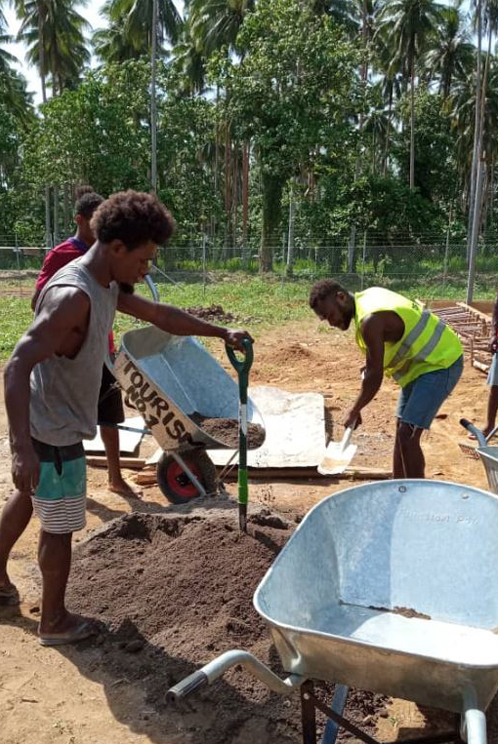 Pangalu Hot Springs Tourism Infrastructure Project Commences